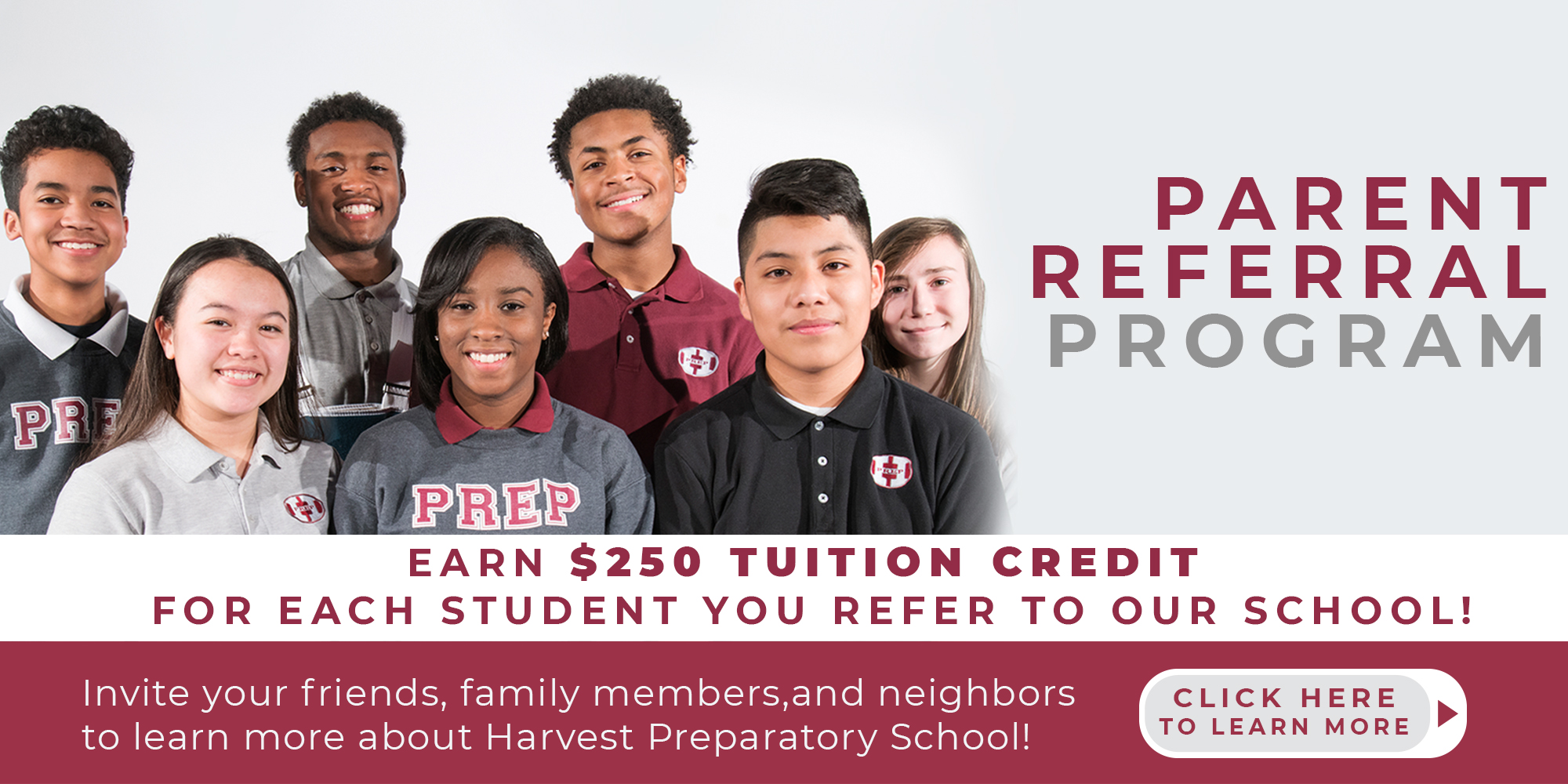 Parent Referral Program